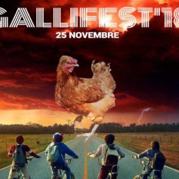 Gallifest, la teva El Galliner